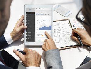 Working with data analytics